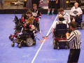 Faceoff Against the Saints - 2016 Powerhockey Cup