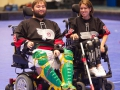 Ant Damico and Michele Boardman - 2016 Powerhockey Cup