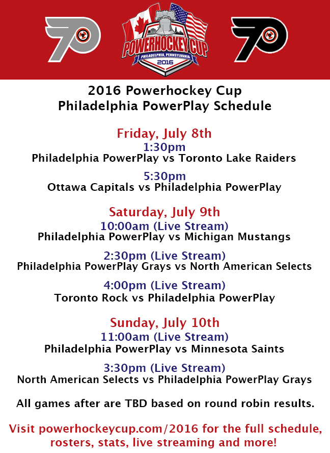 PowerPlayPHCSchedule